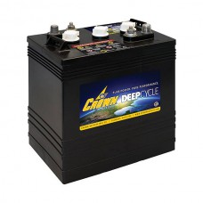 DEEP CYCLE BATTERY 6V 260AH/C20 215AH/C5