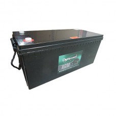 AGM BATTERY 12V 226AH/C20 182AH/C5 M8